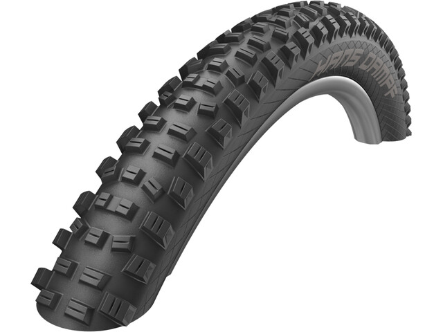 "SCHWALBE Hans Dampf Performance Folding Tyre TLR E-25 Addix 24x2.35"" black"